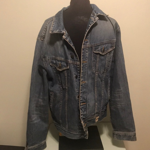 Abercrombie & Fitch Other - Abercrombie and Fitch Jean jacket